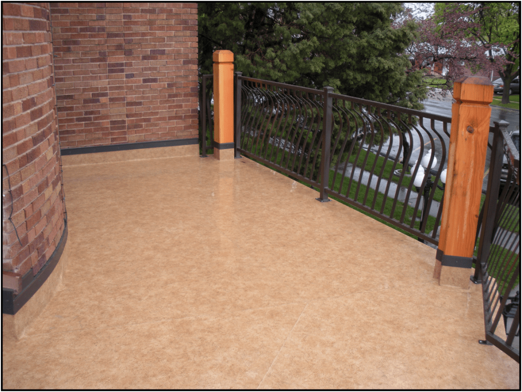 Vinyl Decking Maintenance