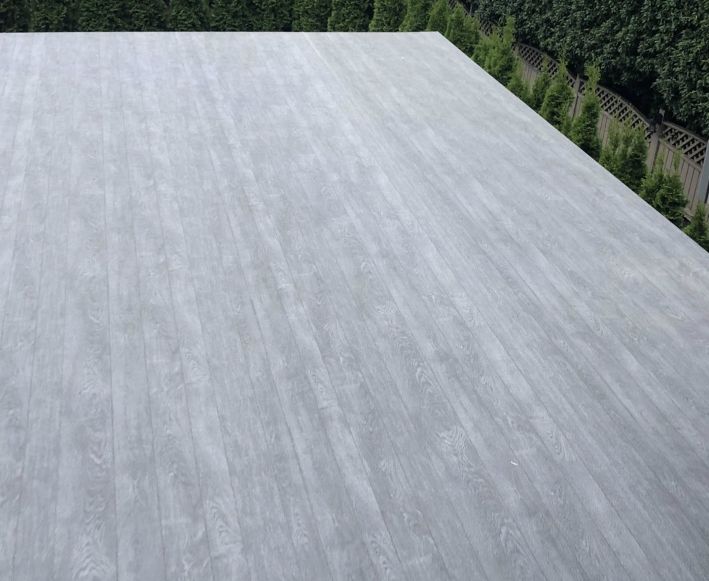 Vinyl Decking Squamish - 66 Grey Pearl Plank